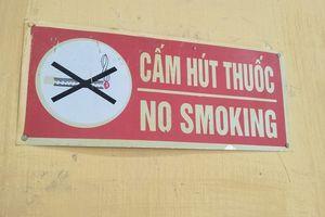 Trường CĐ Y Dược Hà Nội từ chối nhận tài trợ của công ty thuốc lá