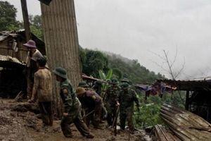 Sạt lở đất ở Lai Châu: Nhiều người chết và mất tích, giao thông bị chia cắt