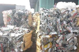 AC&T Vina được phép nhập khẩu phế liệu khi thiết bị sản xuất chưa vận hành