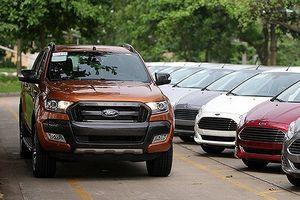 Ford triệu hồi xe Ranger tại Việt Nam