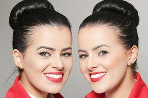 Những cặp sinh đôi nổi 'đình đám' trên mạng xã hội khiến nhiều người ấn tượng