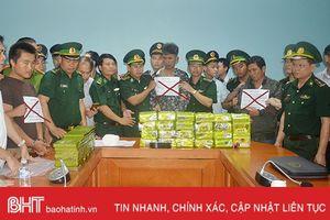 Thủ tướng thư khen lực lượng triệt phá đường dây ma túy lớn ở Hà Tĩnh