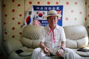 Cựu binh Hàn Quốc khen ông Trump bảo vệ tự do