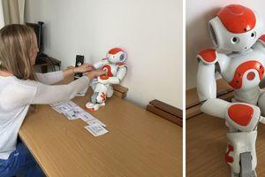 Robot có thể khiến con người rủ lòng thương