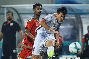 Video cận cảnh siêu phẩm của Đoàn Văn Hậu vào lưới U23 Oman