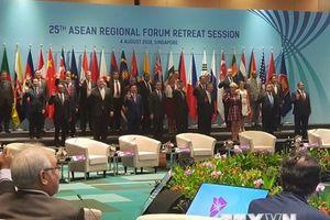 ARF kêu gọi Triều Tiên từ bỏ các vụ thử tên lửa và hạt nhân