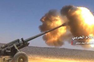 Quân đội Syria bắn phá dữ dội ở Hama, phiến quân Al-Nusra chịu trận