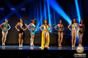 Hoa hậu Uyên Vi chia sẻ kinh nghiệm cho dàn thí sinh Mrs. Vietnam World 2018