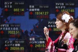 Chứng khoán châu Á diễn biến trái chiều do lo ngại chiến tranh thương mại