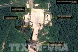 Mỹ 'không mơ mộng hão huyền' về thỏa thuận hạt nhân với Triều Tiên