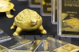 Giá vàng châu Á ngày 6/8 để tuột đà tăng vào đầu phiên