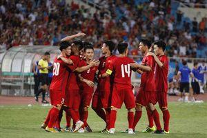 U23 Việt Nam vô địch giải Tứ hùng sớm một vòng đấu