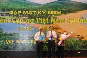Bình Định: Hội Khoa học Gặp gỡ Việt Nam ghi dấu ấn 10 năm tại Bình Định