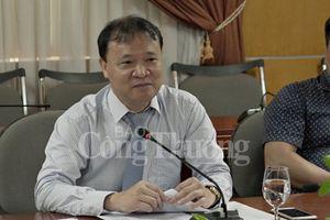 Thứ trưởng Đỗ Thắng Hải tiếp và làm việc với Đoàn Trưởng Cơ quan đại diện nhiệm kỳ 2018-2021