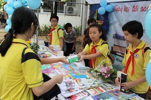 Giới trẻ Hà Nội háo hức chờ đón Hội sách mùa thu 2018