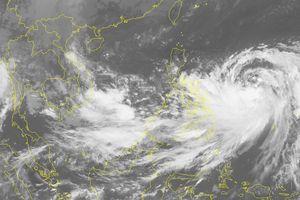 Miền Bắc vừa giảm mưa lại xuất hiện vùng áp thấp trên biển Đông