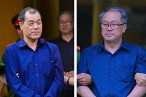 Tòa tuyên phạt 20 năm tù cho ông Phạm Công Danh, 4 năm tù cho ông Trầm Bê