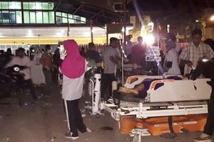 Thương vong trong vụ động đất tại Indonesia tiếp tục tăng mạnh
