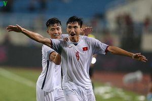 Toàn cảnh Olympic Việt Nam 1-0 Oman: Vô địch sớm một vòng đấu