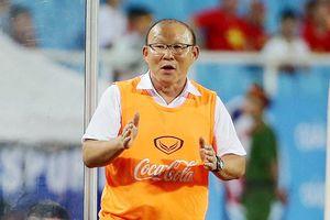 Olympic Việt Nam 1-0 Olympic Oman: Cơn 'đau đầu' của thầy Park