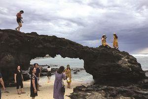 Biển đảo Lý Sơn - tuyến du ngoạn kỳ thú