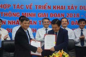 Đà Nẵng ký kết đẩy nhanh tốc độ triển khai đô thị thông minh với Tập đoàn VNPT