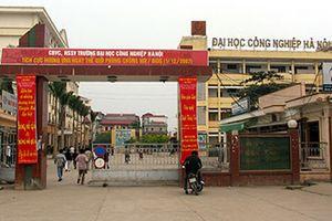 Điểm chuẩn Đại học Công nghiệp Hà Nội 2018