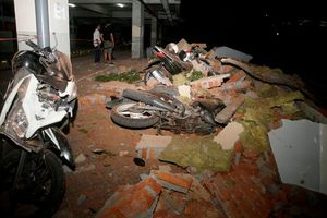 Động đất rung chuyển Indonesia: Con số thương vong vẫn không ngừng tăng