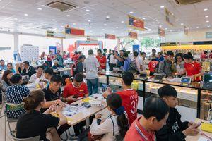 Huawei chính thức nắm giữ vị trí thứ hai ở thị trường smartphone toàn cầu