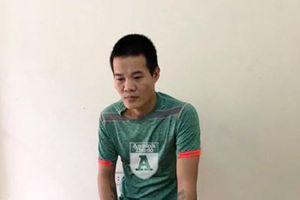 Hà Nội: Bắt giữ đối tượng chuyên cậy cửa, lấy trộm xe máy ở Sóc Sơn
