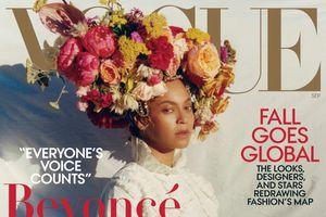 Thực hư Beyoncé 'tranh công' trong trang bìa lịch sử Vogue Mỹ