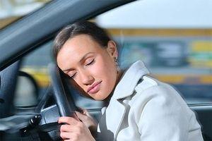 Kinh nghiệm giải tỏa căng thẳng, mệt mỏi khi lái xe đường dài