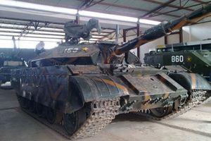 Việt Nam có thể tự nâng cấp xe tăng T-62 vượt trội cả T-62M của Nga?