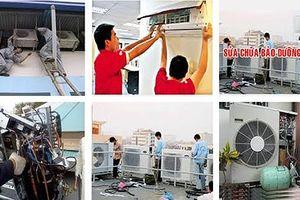 Chuyên sửa chữa - Nạp gas cho dòng điều hòa MONO/INVERTER tại nhà