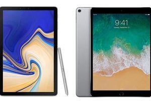 iPad Pro sẽ cần những gì để đánh bại được Galaxy Tab S4?