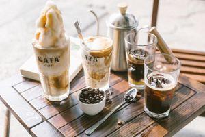 Trải nghiệm mô hình cà phê đường phố Kafa giữa lòng Hà Nội