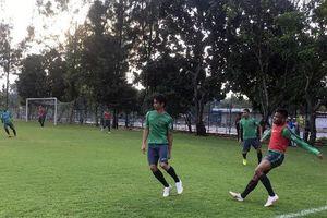 Olympic Indonesia hoảng loạn vì gặp thiên tai khi tập huấn cho ASIAD