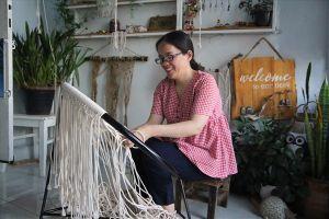 Bỏ vị trí nhiều người mơ ước ở Sài thành, cô gái lên núi khởi nghiệp