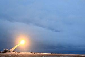 Hình ảnh tên lửa có tầm bắn không giới hạn của Nga