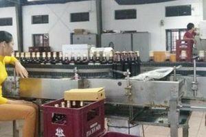 Bia Hà Nội - Quảng Bình không thông báo sự cố môi trường