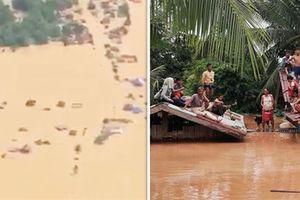 Lào tạm dừng triển khai dự án thủy điện sau sự cố