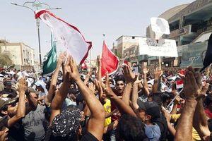 Bất ổn xã hội đe dọa miền Nam Iraq