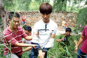 Bắt đối tượng 15 tuổi cướp ngân hàng ở Vũng Tàu