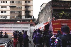 Venezuela săn lùng những kẻ ám sát Tổng thống Maduro
