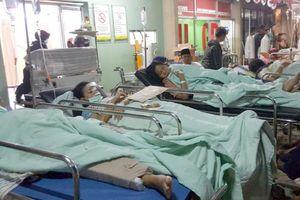 Indonesia lại hứng chịu động đất, 98 người thiệt mạng
