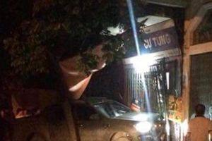 Quảng Ninh: Truy bắt nghi phạm lái ô tô cán chết đối thủ sau mâu thuẫn