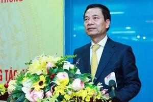 Quyền Bộ trưởng Bộ Thông tin - Truyền thông ra mắt báo chí
