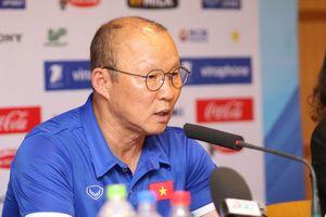 HLV Park Hang Seo nói gì về danh sách U23 Việt Nam dự Asiad 2018?