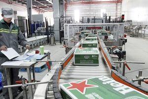 Heineken thâu tóm cổ phần hãng bia lớn nhất Trung Quốc