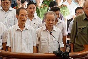 Xem xét kháng cáo của các bị cáo trong vụ vi phạm quản lý đất đai ở xã Đồng Tâm